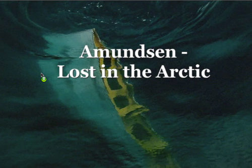 Amundsen – Lost In The Arctic